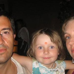The Family, Julian Aryna and Anna